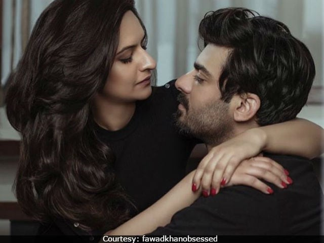 Fawad Khan And Wife Sadaf Trend For These Photoshoot Pics