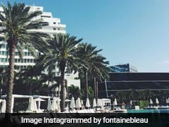 2 Shot Outside Famed Fountainbleau Hotel In Miami Beach