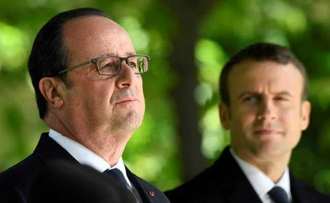 Francois Hollande's Presidency Marked By Terrorism, Love Scandal