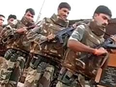 Jawan Injured In Maoist Attack On Police Camp In Chattisgarh