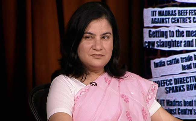 Behind The Cattle Ban, Shifting Goalposts And A Maneka Gandhi Aide