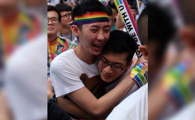 Taiwan Top Court Rules In Favour Of Gay Marriage
