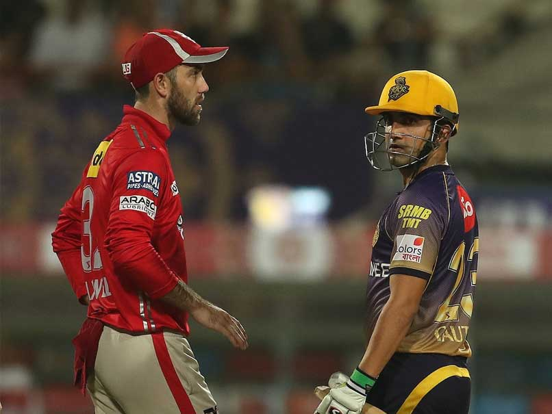 IPL Highlights: Kings XI Punjab (KXIP) vs (KKR) Kolkata Knight Riders
