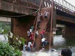 2 Dead, Several Missing As Bridge Collapses In Goa, Navy Called In For Rescue Ops