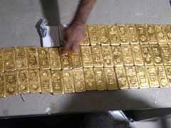 तमिलनाडु के कारोबारी से 13 करोड़ रुपये की कीमत का 50 किलोग्राम सोना जब्त