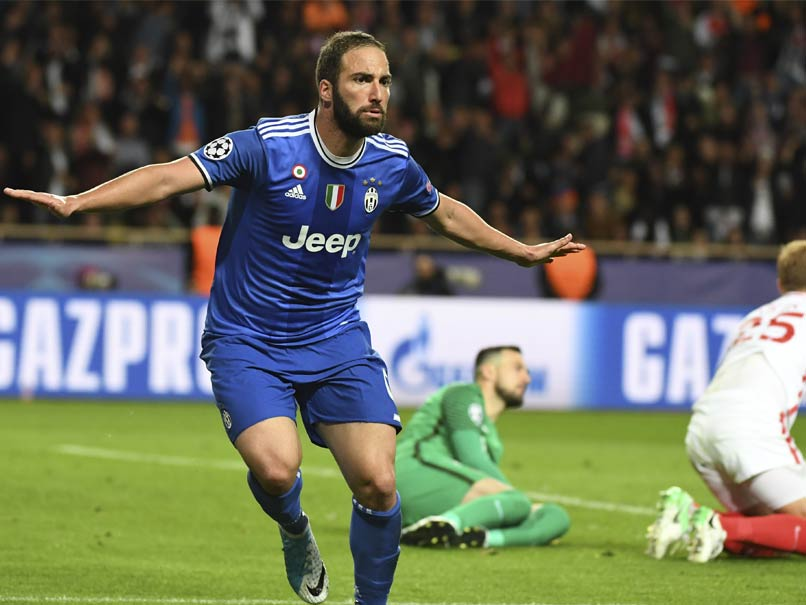 Champions League: Juventus Close on Final as Gonzalo Higuain Hurts Monaco