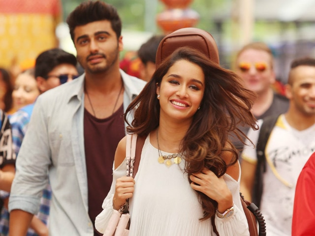 Half Girlfriend Box Office Collection Day 1: Shraddha Kapoor, Arjun Kapoor's Film Gets A Good Start
