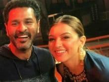 Hansika Is Happy To Co-Star With Prabhu Deva, Revathi In Gulebakavali