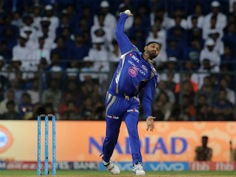 IPL 2017: Harbhajan Singh Predicts Bleak Future For Bowlers After Wankhede Run Fest