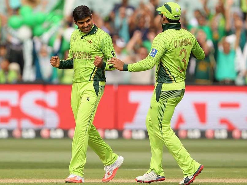 ICC Champions Trophy: Haris Sohail Replaces Umar Akmal In Pakistan Squad