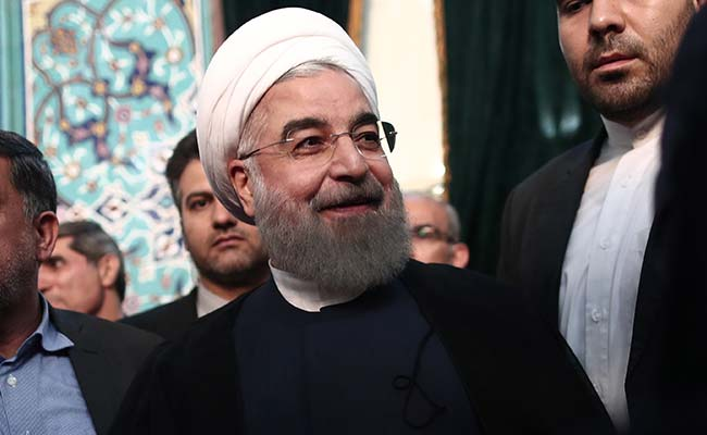 Before Bilateral Talks, Iran President Hassan Rouhani To Make A Pit Stop In Hyderabad