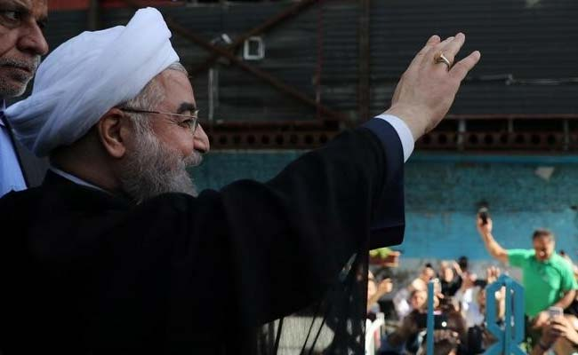 Iranians Demanding Change Deliver Emphatic Victory For Hassan Rouhani