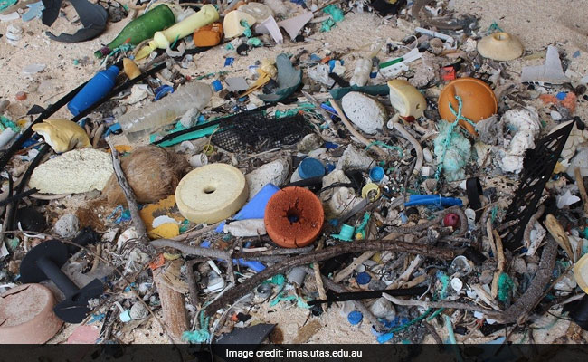 No One Lives On This Remote Pacific Island - But It's Covered In 38 Million Pieces Of Our Trash