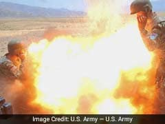 Army Photographer Snapped One Last Shot - Just Before Explosion Killed Her