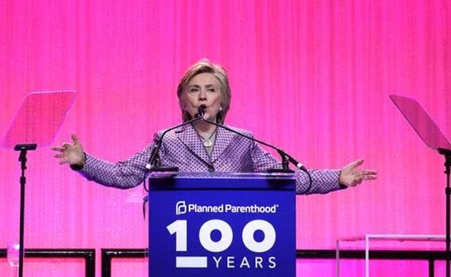 In Campaign Memoir, Clinton Says Won't 'Sulk Or Disappear'