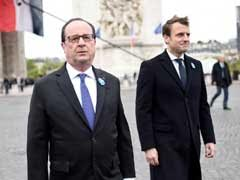 Macron To Be Inaugurated President On Sunday: Francois Hollande