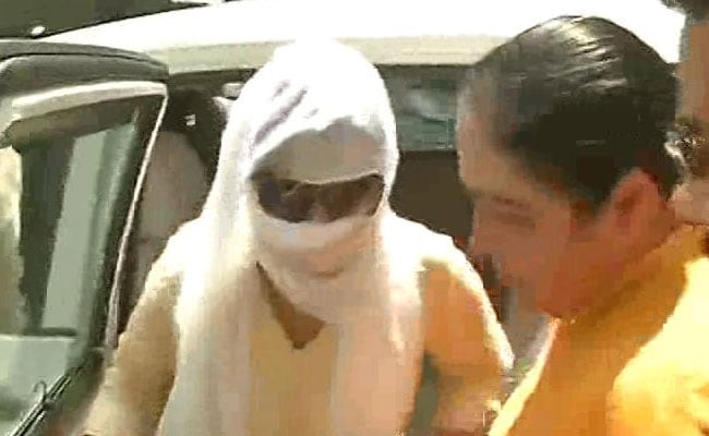Police Raid Residence Of Woman Accused Of Honey-Trapping BJP MP