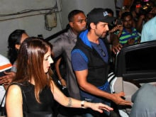 Hrithik Roshan And Ex-Wife Sussanne Khan Spotted Together. Again