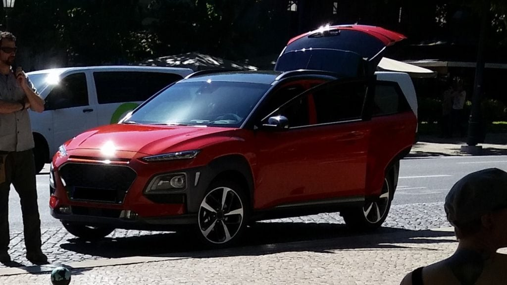 Hyundai Kona Subcompact Suv Official Teaser Video Released