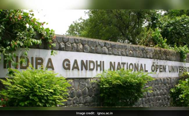 IGNOU Signs MoU With NHRC For Online Programme On Human Rights For Police Personnel