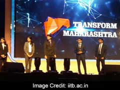 IIT Bombay Teams Awarded In 'Transform Maharashtra' Campaign