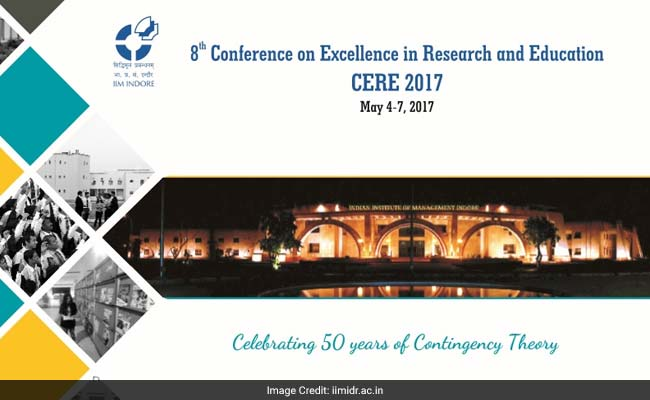 IIM Indore To Host CERE Research, Education Conference From May 4