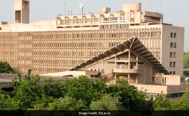 IIT Delhi Students To Be Mentored By Washington University