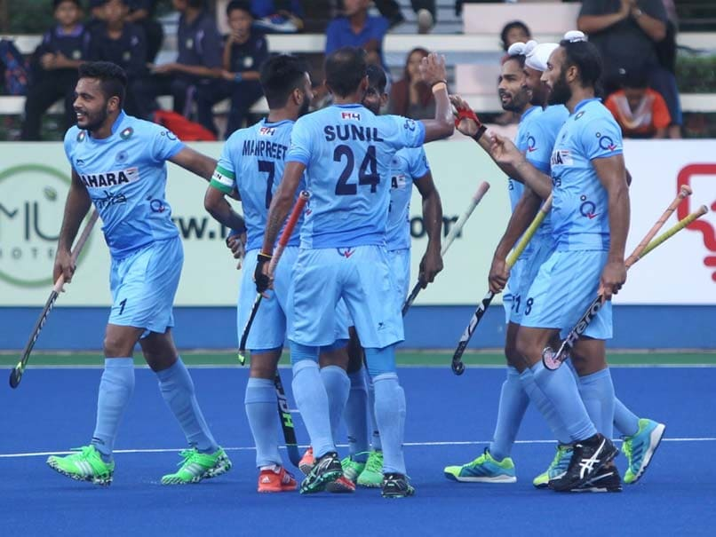 India hockey world league KreedOn