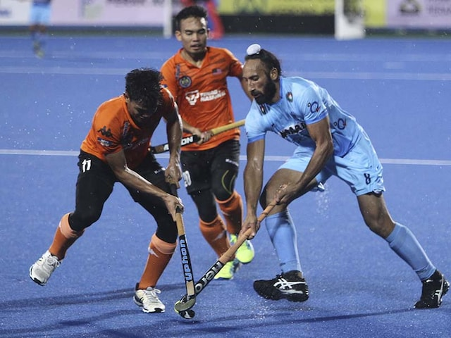 Sultan Azlan Shah Cup 2017: India Lose To Malaysia, Fail To Enter Final