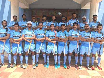 India beats Scotland 4-1 in Hockey World League Semi-Final opener