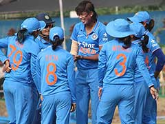 Mithali Raj, Poonam Raut Star In India's Quadrangular Series Win