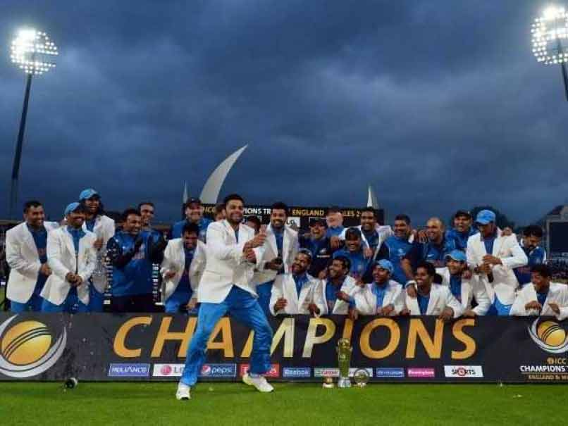 ICC Champions Trophy: India's Journey To Triumph in 2013, A Look back