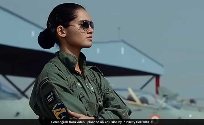 Indian Air Force Champions Gender Equality In The Skies With New Video