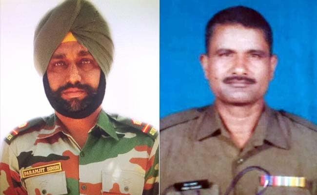 Soldiers killing: India lodges strong protest
