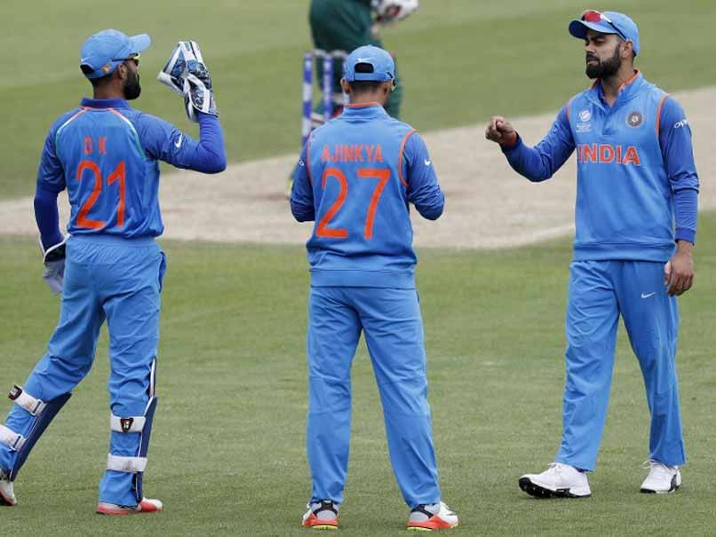 ICC Champions Trophy 2017: Clinical India Maul Bangladesh By 240 Runs In Second Warm-Up Game
