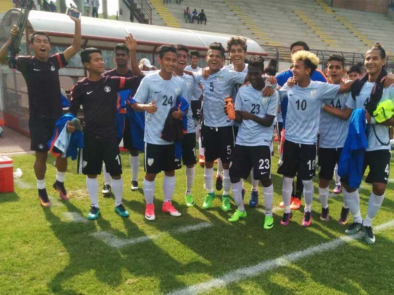 India U-17 Team Stuns Italy. Sehwag Marks Win With Hilarious Football Tweet