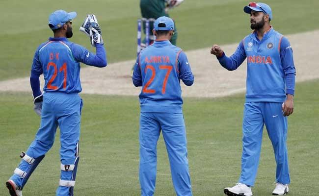 INDvsBAN Practice Match: बांग्लादेश 84 रन पर ढेर, भारत ने 240 रन से जीता मैच