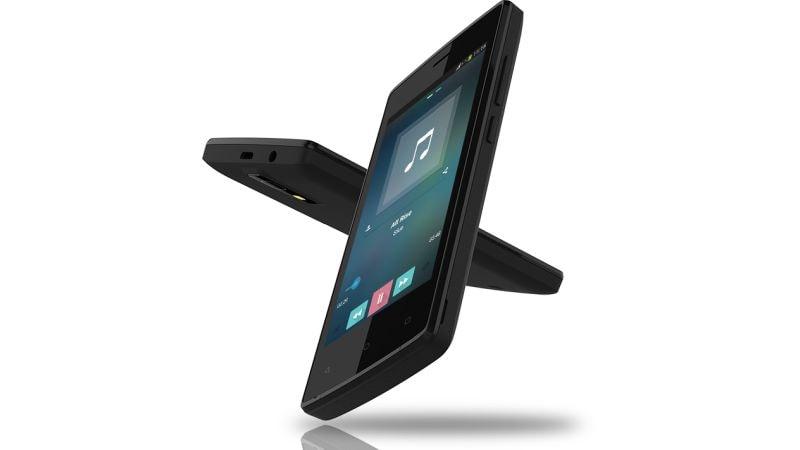 एंड्रॉयड नूगा पर चलने वाले इस स्मार्टफोन की कीमत है 4,200 रुपये से कम