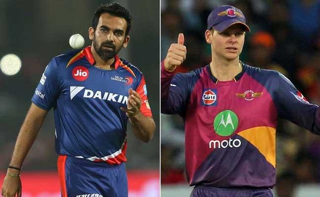 IPL10: प्ले ऑफ़ में जाने के लिए पुणे को चाहिए दिल्ली के ख़िलाफ़ जीत