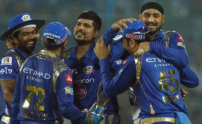 IPL 2017 : दूसरे स्थान पर बने रहने के लिए भिड़ेंगे मुंबई इंडियंस और केकेआर