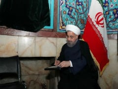Iran's Rouhani Draws Fire From US After Election Win