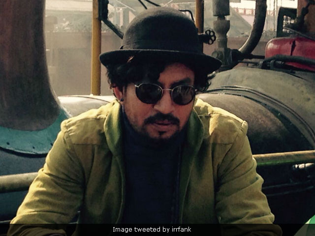 Irrfan Khan Makes A Filmy Debut On Instagram