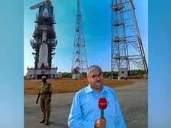 Lift-Off At 4:57 PM For 450-Crore Satellite Launch. A Tense Control Room