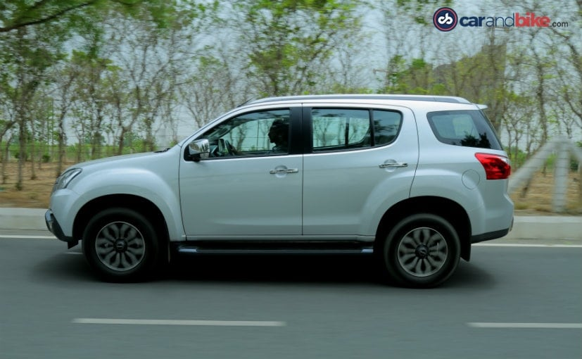 isuzu mu x review