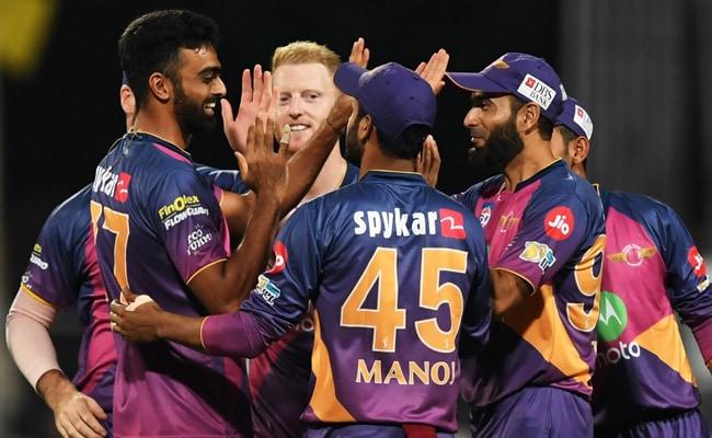 IPL SRHvsRPS: पुणे की हैदराबाद पर 12 रन की जीत में जयदेव उनादकट चमके, हैट्रिक ली
