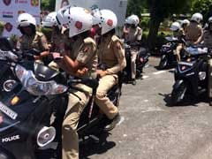 Now, All-Women Cops Squad In Jaipur To Make City Roads Safe