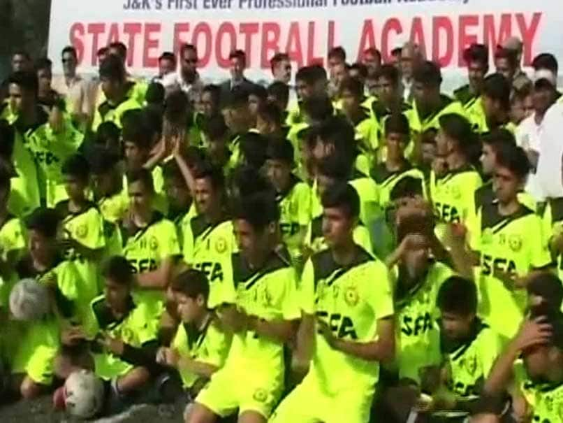 Jammu And Kashmir Gets First State-Sponsored Football Academy