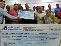 गुजरात : 84 साल के इस शख्स ने जवानों के लिए दान कर दी जीवनभर की कमाई...