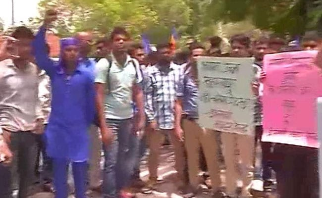 Thousands Gather At Jantar Mantar To Protest Saharanpur Violence
