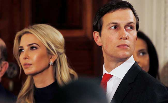 Disclosures show Kushner's wealth and debt have risen
